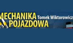 MECHANIKA POJAZDOWA Tomasz Wiktorowicz