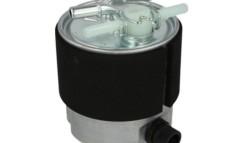 Filtr paliwa mniej odporny w zimie